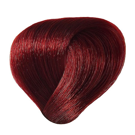 light intense red brown dark brown hairs