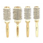 Premium Ceramic Ionic Bamboo Brush