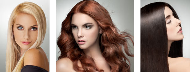 Strands Hair Color Models