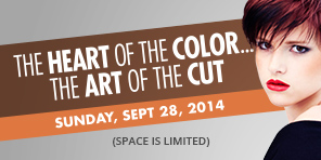 The Heart of the Color... The Art of the Cut